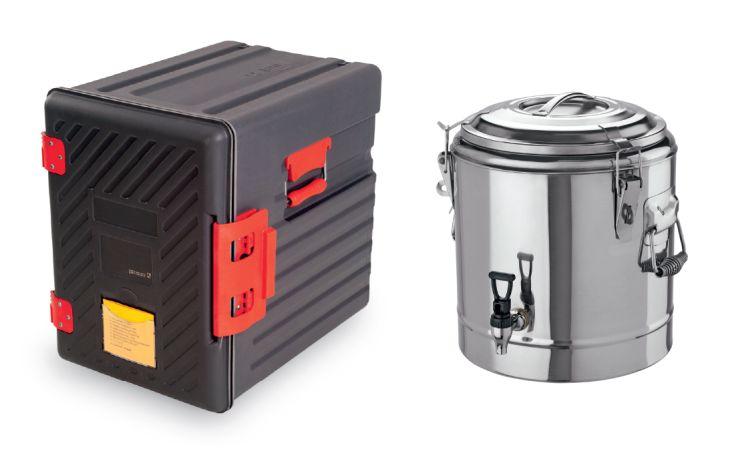 Thermotransportbehälter
