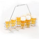 Bierglasträger & Tabletts