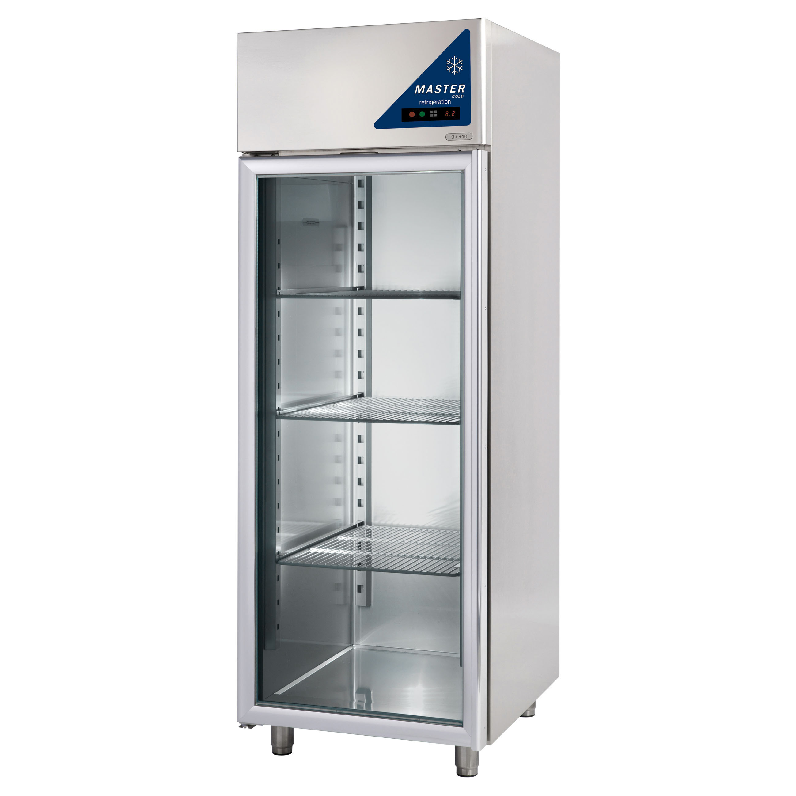 Kühlschrank Master 600 Plus Glas - Gastro Kühl- & Tiefkühlschränke ...