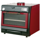 Holzkohlegrill BBQ60 RED