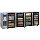 Barkühltisch TAV/4G Inox